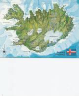 Iceland     Island  B-2588 - Iceland