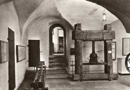 32040     Germania,   Schleusingen,  Museum  In Der  Bertholdsburg,  NV - Schleusingen