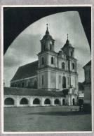 32044    Lituania,  Tytuvenai,  Nunnery  And  Church  Of  The  Virgin  Mary,  17 Th Cent.,  NV - Lituania