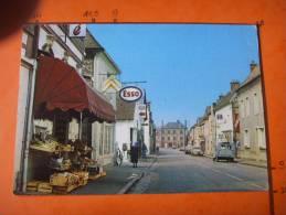 28) Glos La Ferriere :rue Principale :2  2cv Camionnette - Other Municipalities