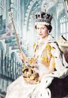 Queen Elizabeth II - Reine - Stamp & Postmark 1972 - Written - 2 Scans - Royal Families