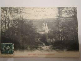 CPA VIMOUTIERS  Le Vieux Chemin D Argentan N 153 Collection P.bunel Photographe Editeur à Vimoutiers - Vimoutiers