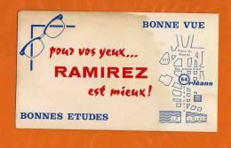 BUVARD : Pour Vos Yeux RAMIREZ Orleans - Blotters
