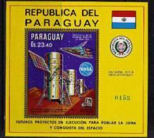 Paraguay 1970 SC 1289 MNH - Paraguay