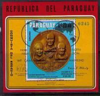 Paraguay 1970 SC 1245 MNH Space Astronauts - Paraguay