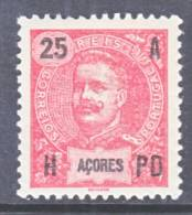 Azores  105   * - Azores