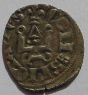 Poitou Philippe De France Denier Tournois RARE ! - 476-1789 Monnaies Seigneuriales