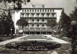 CPSM ABANO TERME (Italie-Veneto) - Hotel Terme Europa - Italia