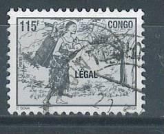 VEND TIMBRE DU CONGO ( BRAZZAVILLE ) , N° 1565 , COTE : ?, !!!! - Afgestempeld