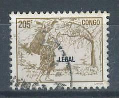 VEND TIMBRE DU CONGO ( BRAZZAVILLE ) , N° 1566 , COTE : ?, !!!! - Afgestempeld
