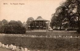 Huy - Square Rogier (kiosque à Musique) - Huy