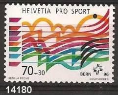 1996 - YT 1504 ** - Val. Cat.: 1.75 Eur. - Switzerland