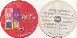 #D03-046 Viltje Coca-Cola - Sous-bocks