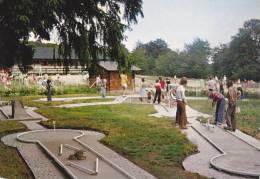 CPSM LOGE DES GARDES 03 ALLIER STATION DE SKI MINI GOLF - Autres Communes