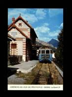 04 - DIGNE - Chemins De Fer De Provence - Locomotive - Train - Gare - Digne