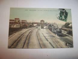 2jqu -  CPA  N°235 - ALFORVILLE - La Gare - Arrivée Du Train De Paris - [94] Val De Marne - Alfortville