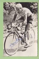 Jean MILESI , Autographe Manuscrit, Dédicace. 2 Scans. Edition Miroir Sprint - Cycling