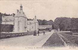 CPA 71 @ MONTJEU - Le Château Animé @ - Autres Communes
