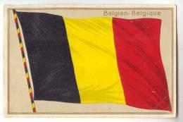 D9594 -  Drapeau - étendard  - BELGIQUE - BELGÏE - Unclassified