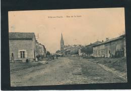 VILLE SUR TOURBE - Rue De La Gare - Ville-sur-Tourbe