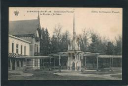 SERMAIZE LES BAINS - Etablissement Thermal - La Buvette Et Le Casino (Edition Des Comptoirs Français) - Sermaize-les-Bains