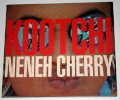 CD Maxi 4 Tracks - NENEH CHERRY : KOOTCHI ___ EXC - Rap & Hip Hop
