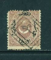 TURKEY - 1865 Issues 10pa Used As Scan - Usati