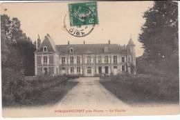 60 Porquéricourt        La Viéville - Unclassified