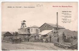 81 TARN LE FRAYSSE Mines De Fer, Puits D´Extraction,  Usines, Société Du Saut-du-Tarn, Ouvrier - Villefranche D'Albigeois