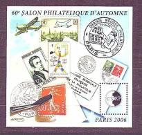S - 60e Salon D´ Automne  De Paris 2006 . - CNEP