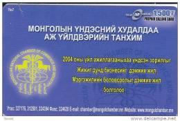 Mongolia, TelecoMongolia, 2 Scans