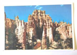 THE QUEEN S CASTLE BRYCE CANYON NATIONAL PARK UTAH - Bryce Canyon