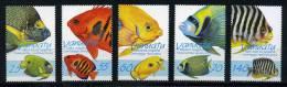 Vanuatu 1997 Fish Marine Life MNH - Fische