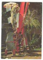 C1901 The Familiar Witch Of Bali / Non Viaggiata - Indonesia
