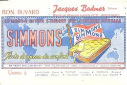 Matelas SIMMONS , Magasin Jacques Bodmer - Produits Ménagers