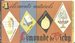 LIMONADES DE VICHY - Limonades