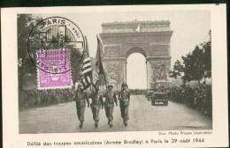 Arc De Triomphe - Maximumkaarten