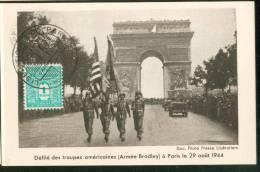Arc De Triomphe - Cartes-Maximum