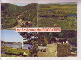 48  MONASTIER Les AJUSTONS L'AUBRAC LAC Du MOULINET Massif Des Cévennes Carte Non écrite - France