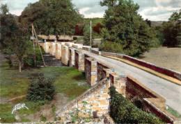 CPSM   Moutier-d'Ahun Le Pont Romain  TA 1627 - Moutier D'Ahun