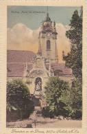 Wachau, Portal Der Stiftskirche, Durnstein An Der Donau, Lower-Austria, Austria, 10-20s - Autriche