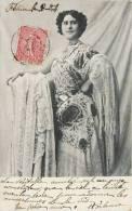 CAROLINE OTERO ARTISTE CHANTEUSE DANSEUSE THEATRE 1900 - Artistes