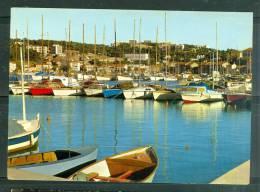 Cpsm Gf -  Env De    Toulon -   Saint Mandrier - Le Port      Lwb47 - Toulon