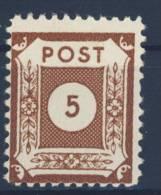 Ost Sachsen Michel No. 42 D II ** Postfrisch - Soviet Zone