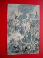 CPA  THEME ILLUSTRATION SIGNEE ROBIDA LE BUCHER DE JEANNE D'ARC PLACE DU VIEUX MARCHE 30 MAI 1431  ROUEN  NON VOYAGEE - Robida
