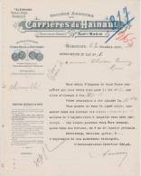 Facture-carriere Du Hainaut-soignies-1902 - 1900 – 1949