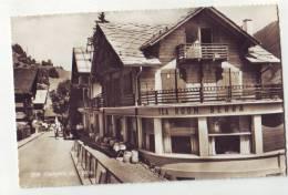 Champery - Tea Room Berra - VS Valais