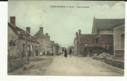 COURMEMIN RUE CENTRALE - France