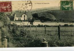 89 -CHABLIS- Le Chateau De Grenouille-Vignes - Chablis