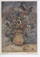 (ART133) I. VAHLE-GIESSLER . HERBSKRAUTER . FLOWERS - Paintings